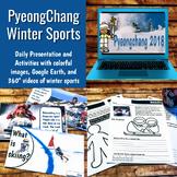 PyeongChang Winter Sports 2018 Interactive Presentation and Activities