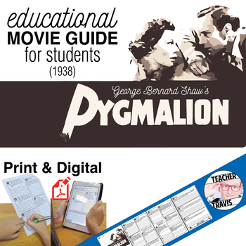 Pygmalion (1938) Movie Viewing Guide