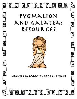 Pygmalion and Galatea: Resources
