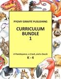 Pygmy Giraffe Curriculum 1, A Flamboyance, A Crash, and A