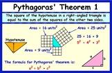 Pyhtagoras' Theorem