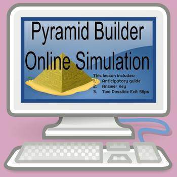 Pyramid Builder Challenge Student Activities