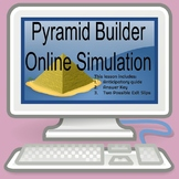 Ancient Egypt Pyramid Builder Challenge