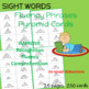 Sight Word Phrases Second Hundred Pyramid Cards