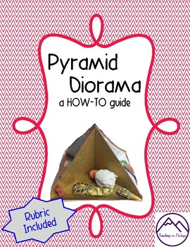 Pyramid Diorama A How-To Guide