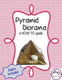 Pyramid Diorama Packet