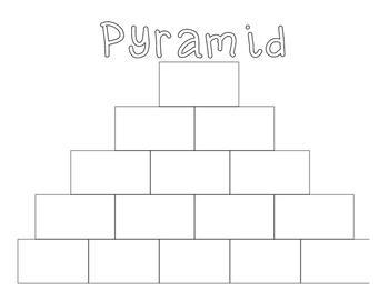 Pyramid Game Board