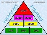 Pyramid Game - New Testament Stories