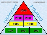 Pyramid Game - Old Testament Stories