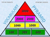 Pyramid Game - The 10 Plagues