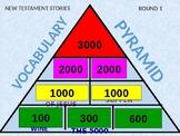 Pyramid Game w/Sound NT Stories