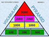 Pyramid Game w/Sound - OT Stories