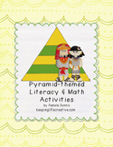 Pyramid Literacy and Math Activities