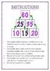 Pyramid Math Addition and Multiplication Activity