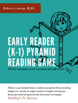 Pyramid Reading Game