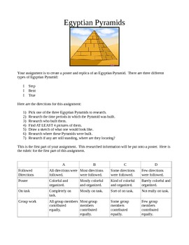 Pyramid Research Poster