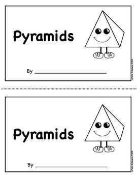 Pyramids (Emergent Reader)