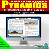 Pyramids Reading Passages