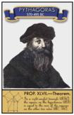 FREE Pythagoras Poster - Pythagorean Theorem - Math Poster