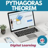 Pythagoras Theorem - Grade 7-8, Year 8-9, Key stage 3