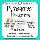 Pythagoras' Theorem Activities