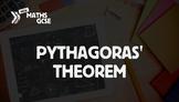Pythagoras' Theorem - Complete Lesson