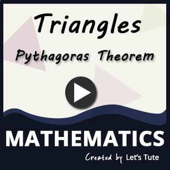 Pythagoras Theorem Explained | Geometry | Math | Lets Tute