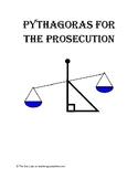 Pythagoras for the Prosecution - a REAL Pythagorean Theorem Application