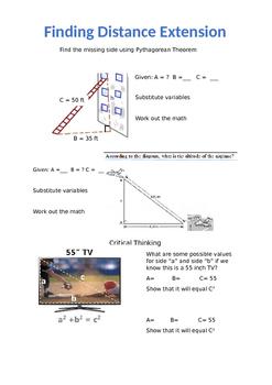 Pythagorean Activity