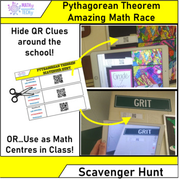 Pythagorean - Amazing Race Scavenger Hunt