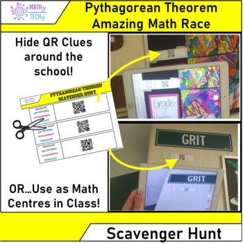 Pythagorean - Amazing Race Scavenger Hunt
