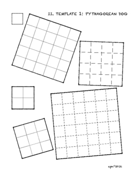 Pythagorean Theorem Math Activity ~ Digital & Printable Worksheets & Images