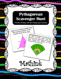 Pythagorean Scavenger Hunt