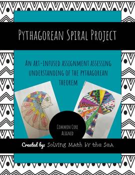 Pythagorean Spiral Project