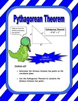 pythagorean theorem worksheet by math in demand tpt. Black Bedroom Furniture Sets. Home Design Ideas