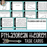 Pythagorean Theorem Task Cards: 8.G.7