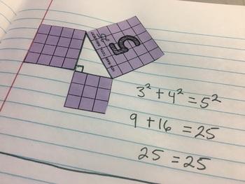 Pythagorean Theorem Activities