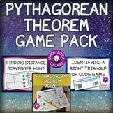 Pythagorean Theorem Activities Bundle