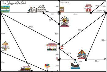 Pythagorean Theorem Activity.