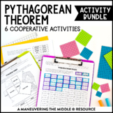 Pythagorean Theorem Activity Bundle