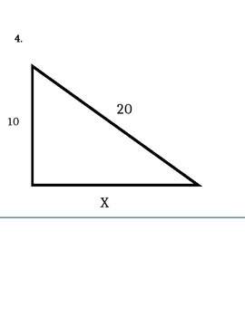 Pythagorean Theorem Activity, Stations, Geometry, Scavenger Hunt