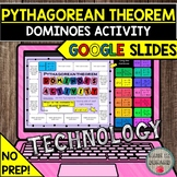 Pythagorean Theorem Activity in Google Slides DISTANCE LEARNING