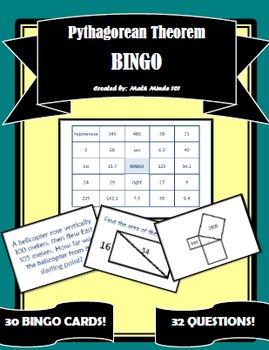 Pythagorean Theorem BUNDLE!