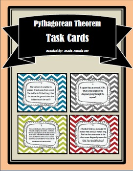 Pythagorean Theorem BUNDLE!
