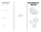 Pythagorean Theorem Brochure