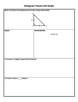 Pythagorean Theorem Bundle