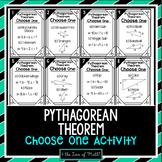 Pythagorean Theorem: Choose One