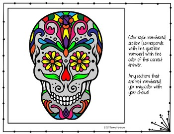 Pythagorean Theorem Coloring Page