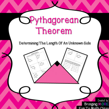 Pythagorean Theorem: Determining The Length Of An Unknown Side