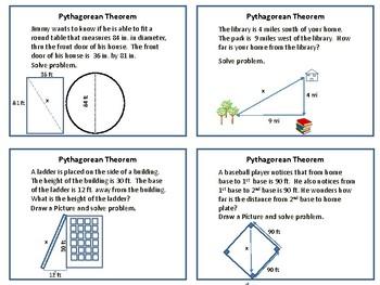 Pythagorean Theorem - Different Ways to solve